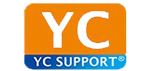 Marque Logo YC Support