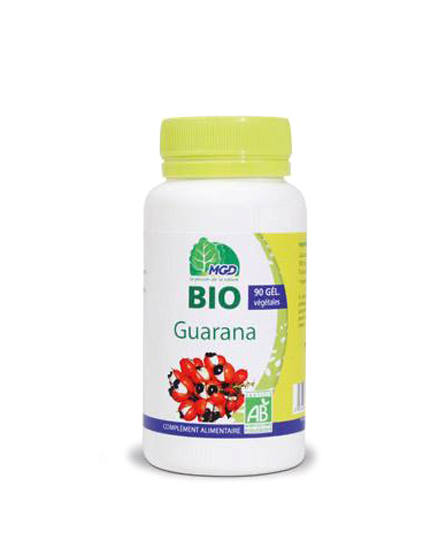 Mgd Nature Guarana BIO 90 Gélules