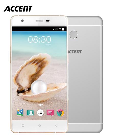 Portable Accent Pearl A2 - 5 - 5MP/8MP - 2 Gb /16 Gb - Quad Core - Siver