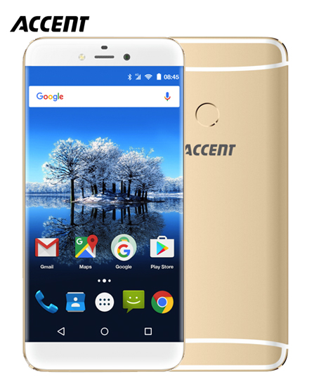 Portable accent Pearl A7 Gold - 5.5 - 32 Go - 3Go - 4G