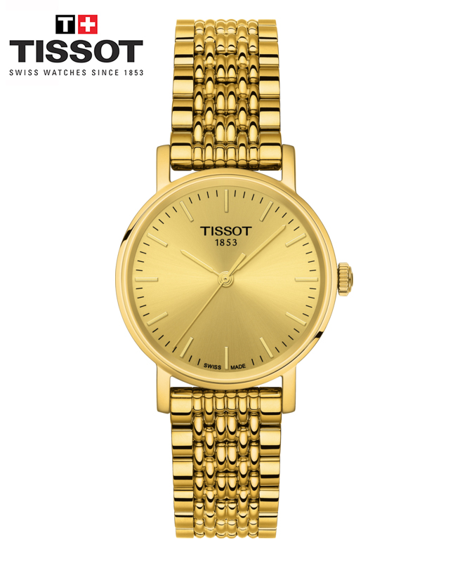 Montre TISSOT EVERYTIME SMALL Or Jaune