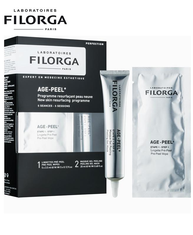 Age peel programme resurfaçant peau neuve Filorga - 5 Séances