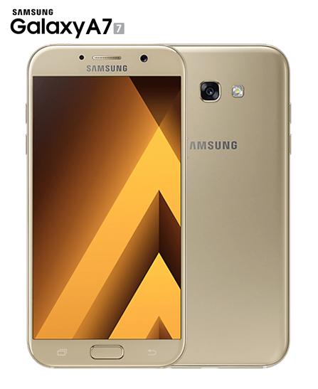 Samsung Galaxy A7 2017 - 3 Go Ram - 5.7 - 32 Go - Gold