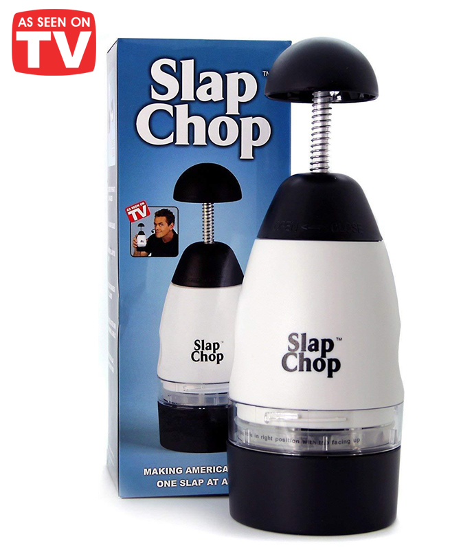 Original Slap Chop Coupe-légumes et fruits