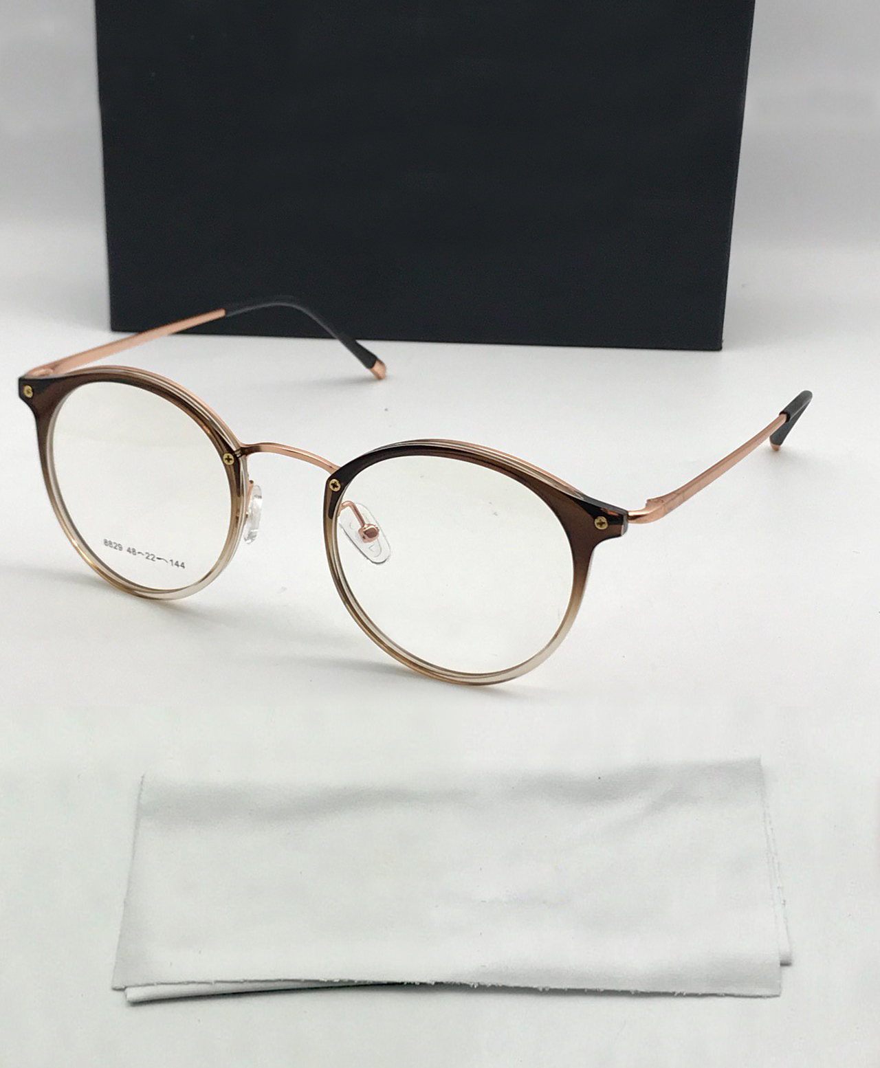 Lunette de vue CL Fashion - Marron