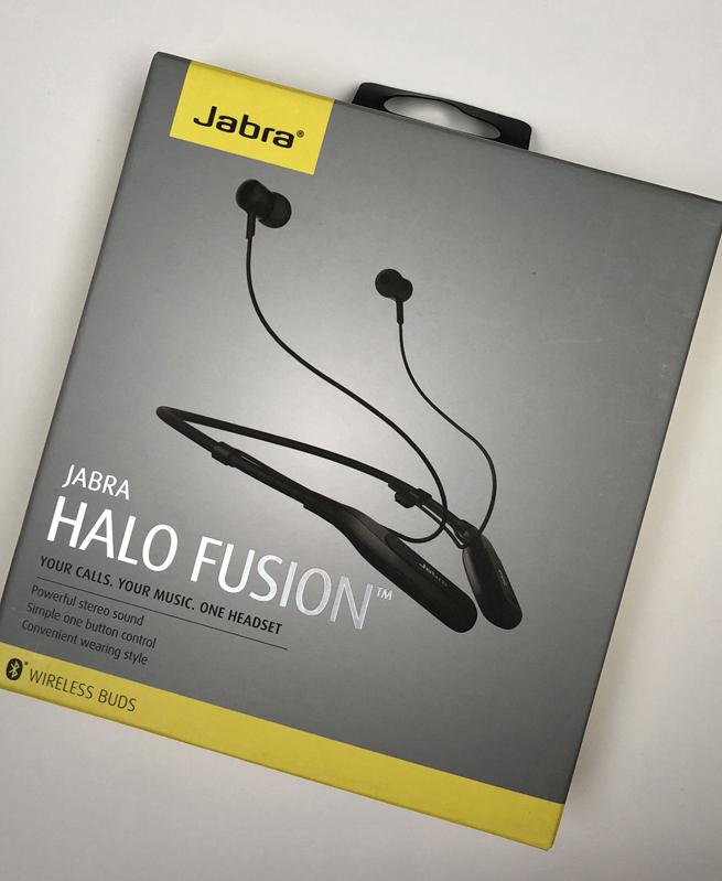 Ecouteur Jabra Halo Fusion - Casque Bluetooth Pro