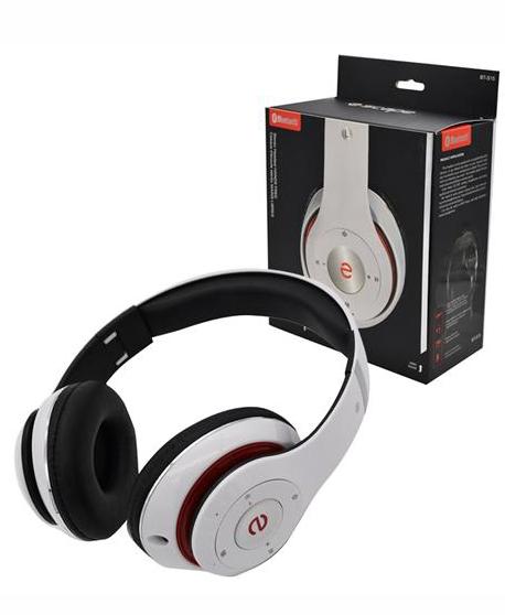 Casque MP3 BT-S 15 - écouteurs stéréo Bluetooth haute définition