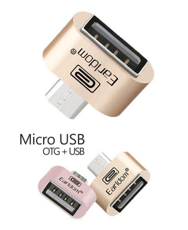 Adaptateur OTG - Earldom OT03 USB vers Micro USB