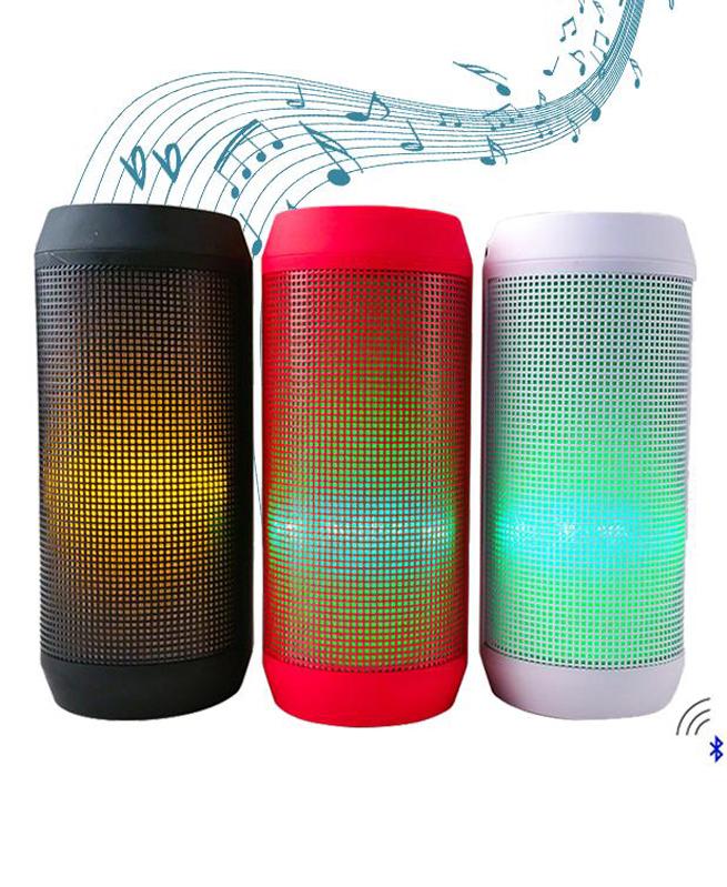 Haut parleur Bluetooth portable B53 avec Lumière LED