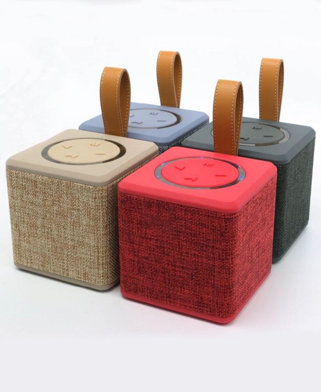Haut parleur Bluetooth portable NR-1016