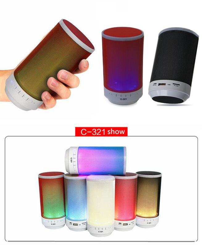 Haut Parleur Bluetooth Portable C321