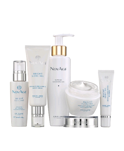 Routine NovAge Bright Sublime - Ensemble 5 Pièces