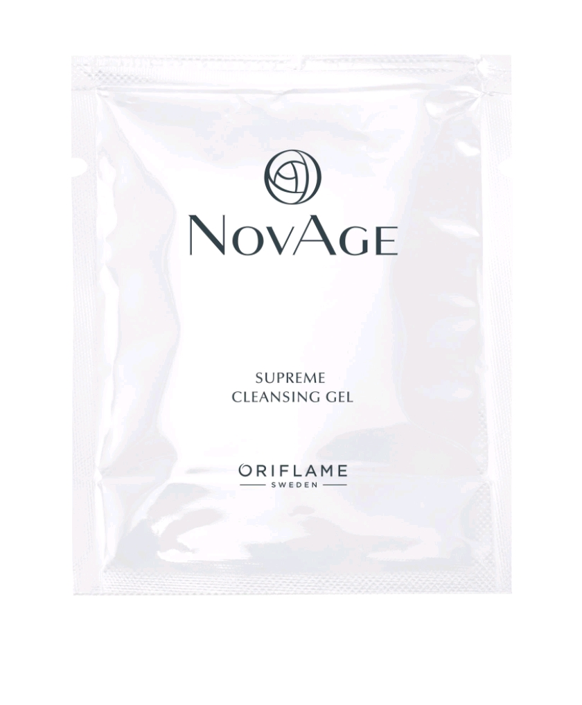 Supreme Cleansing Gel Sachet 3ml - NovAge