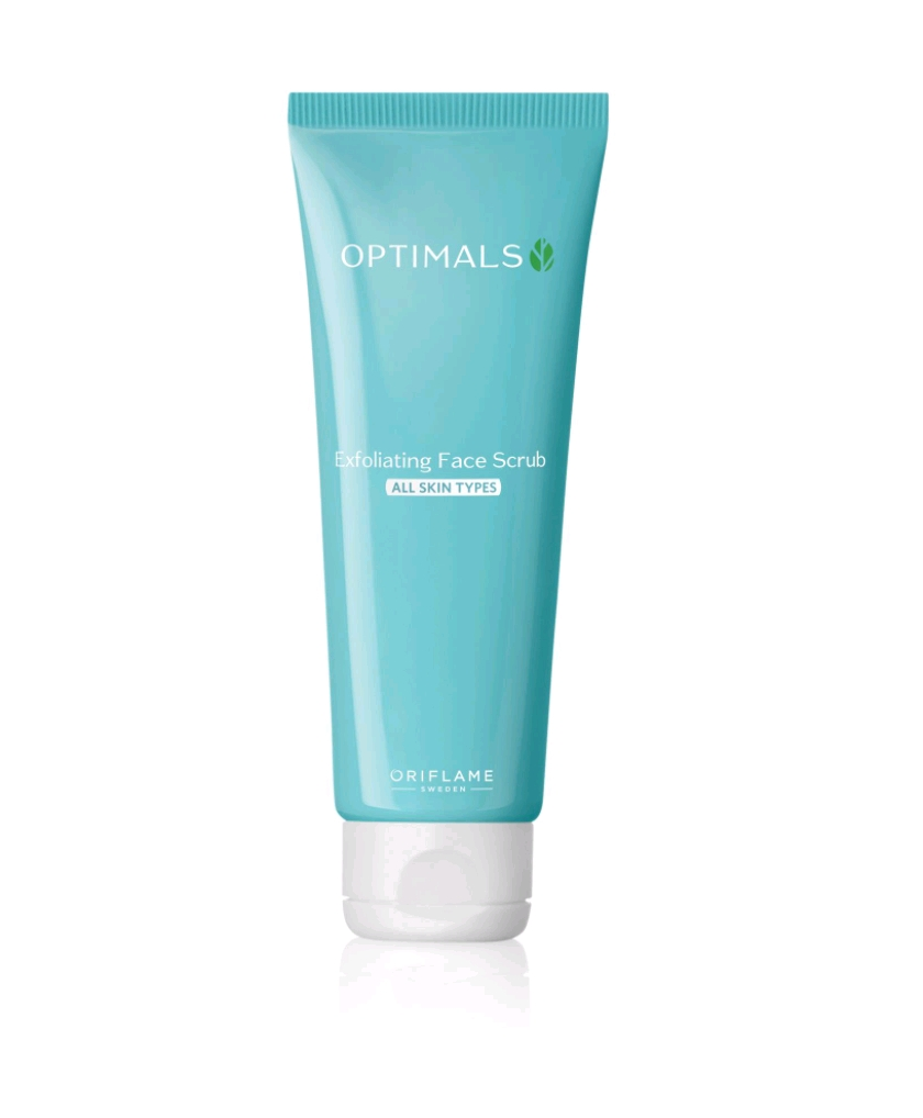 Gommage Exfoliant pour le Visage Optimals 75ml