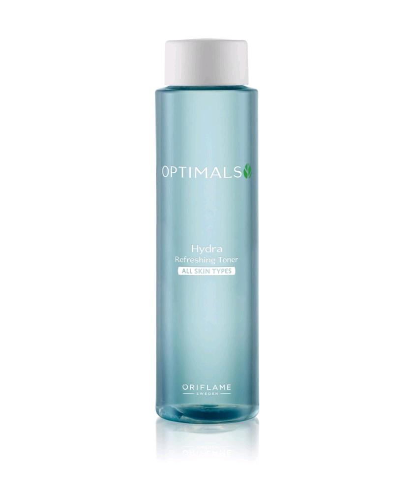 Tonique Rafraîchissant Tout Types de Peau Optimals Hydra 200ml - Oriflame