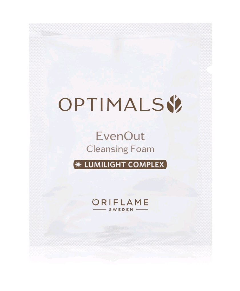 Optimals Even Out Cleanser Sachet
