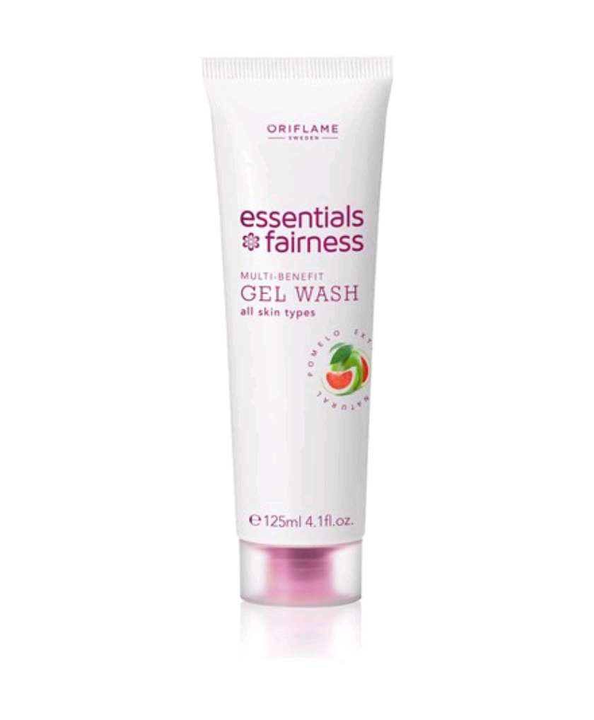 Gel Nettoyant aux Avantages Multiples Essentials Fairness 125ml
