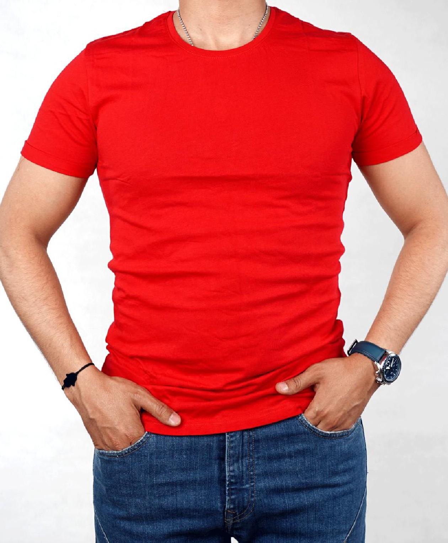 T-shirt TPM Türk pour homme - Rouge