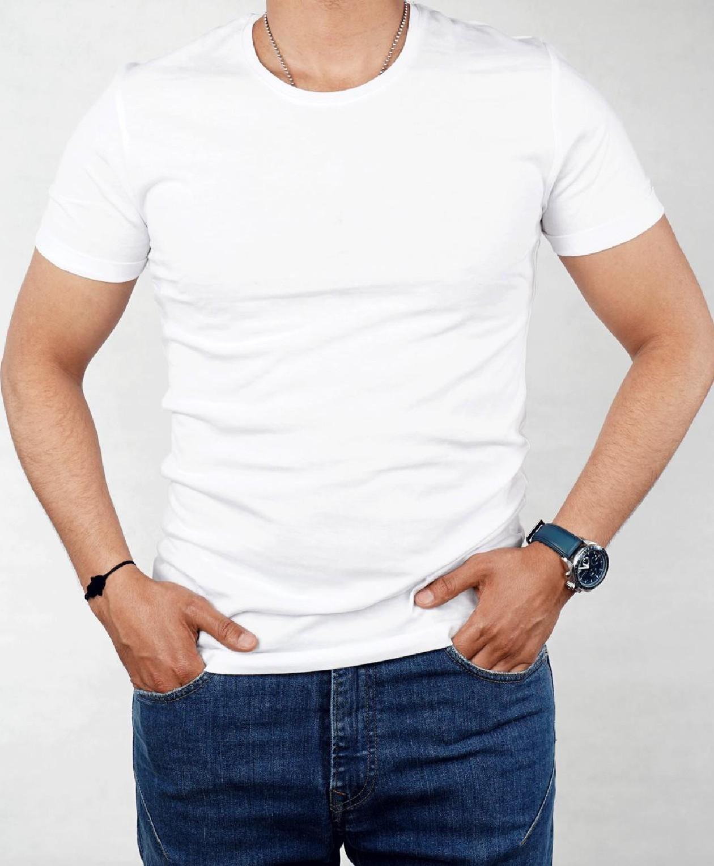 T-shirt TPM Türk pour homme - Blanc