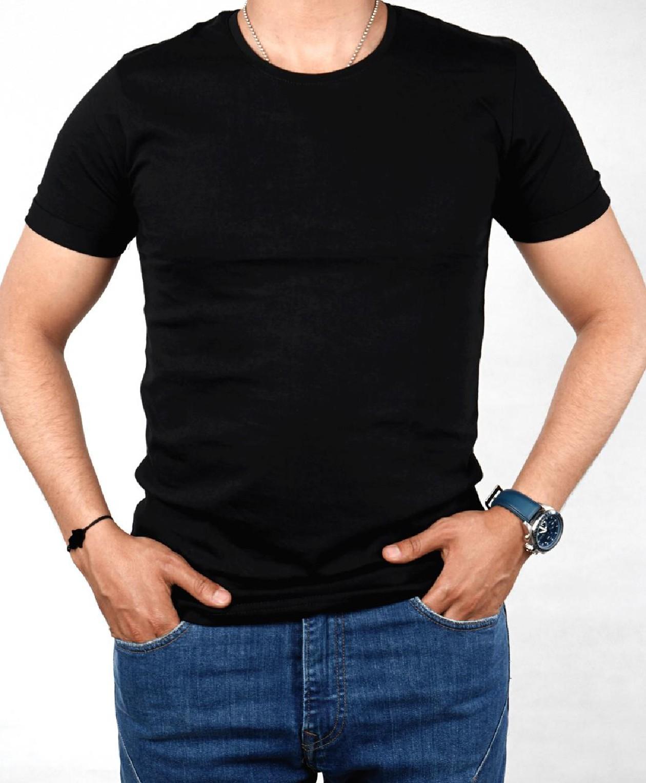 T-shirt TPM Türk pour homme - Noir