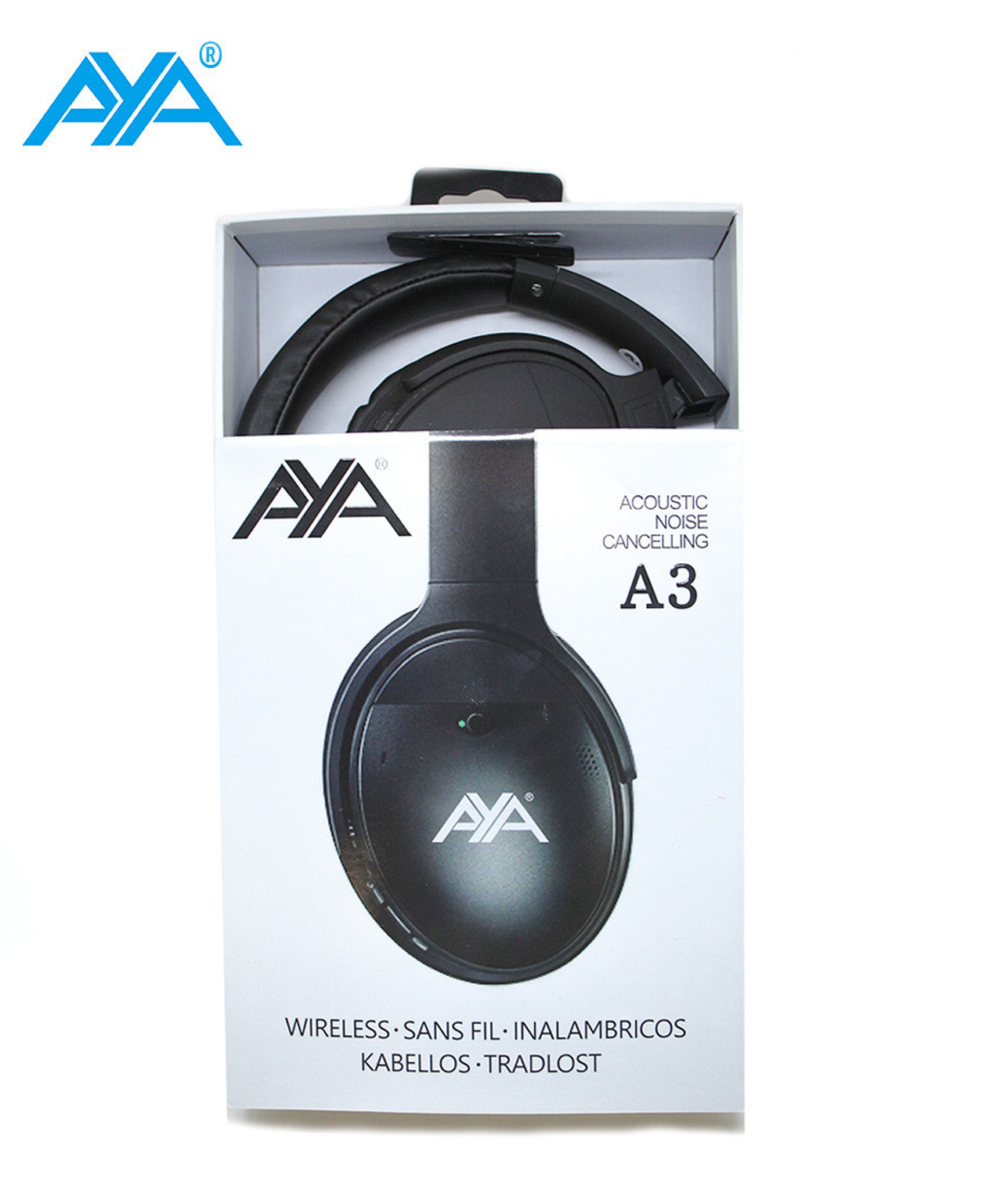 Casque Bluetooth Aya A3 SANS FIL - AYA