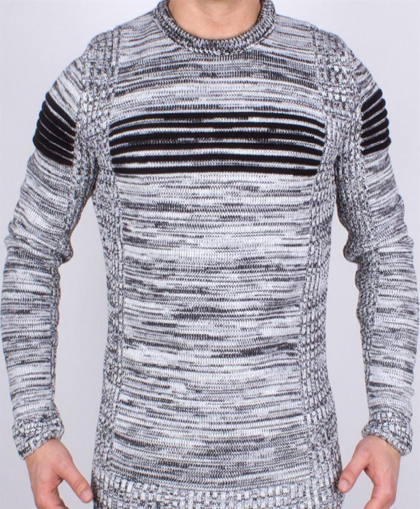 Pull en laine Tricot Fort G.B.N Turk - Ce & Ce Fashion