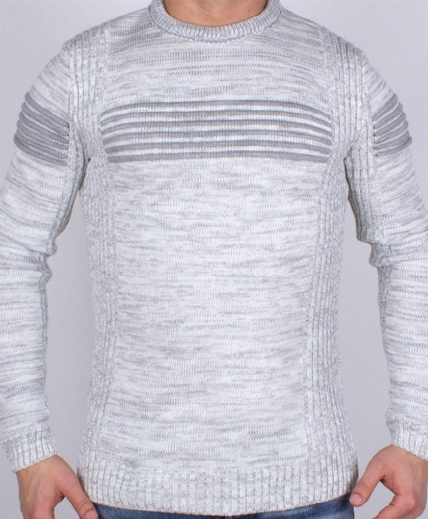 Pull en laine Tricot Fort B.G.C Turk - Ce & Ce Fashion