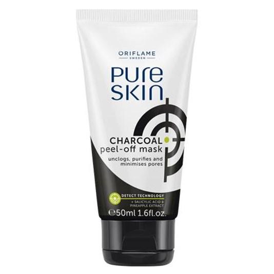 Masque pour le Visage au Charbon Pure Skin 50ml - Oriflame