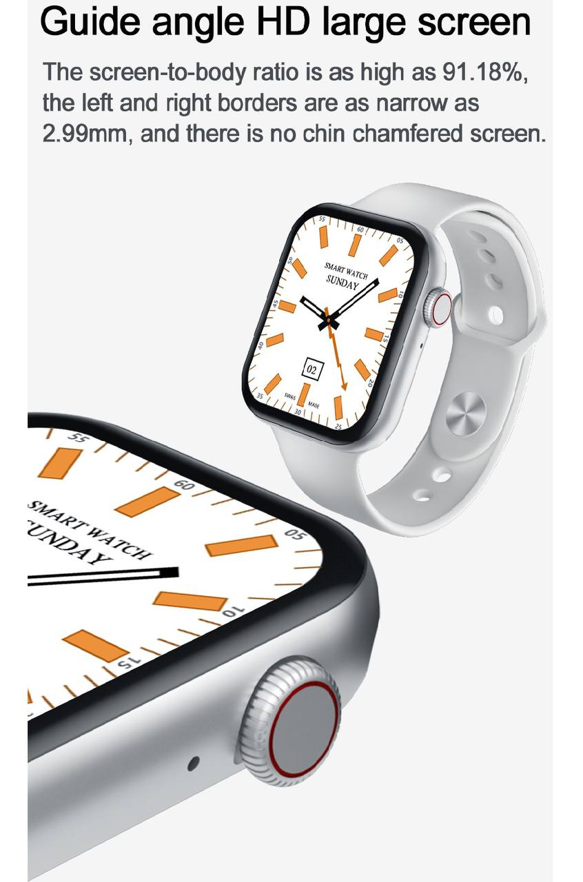 Smart watch master copie 2 bracelet