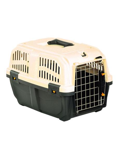 VADIGRAN - Cage de transport pour chien & chat Skudo Iata 60 x 40 x 39 cm