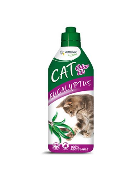 Désodorisant Litière Chat OdorLit Eucalyptus 900g