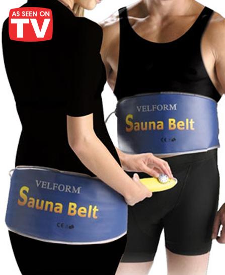 Ceinture Sauna Belt VelForm - Vu à la Télé