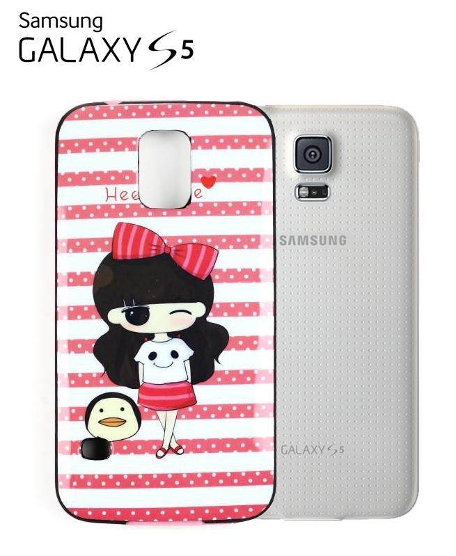 Coque Kawaii Samsung Galaxy S5