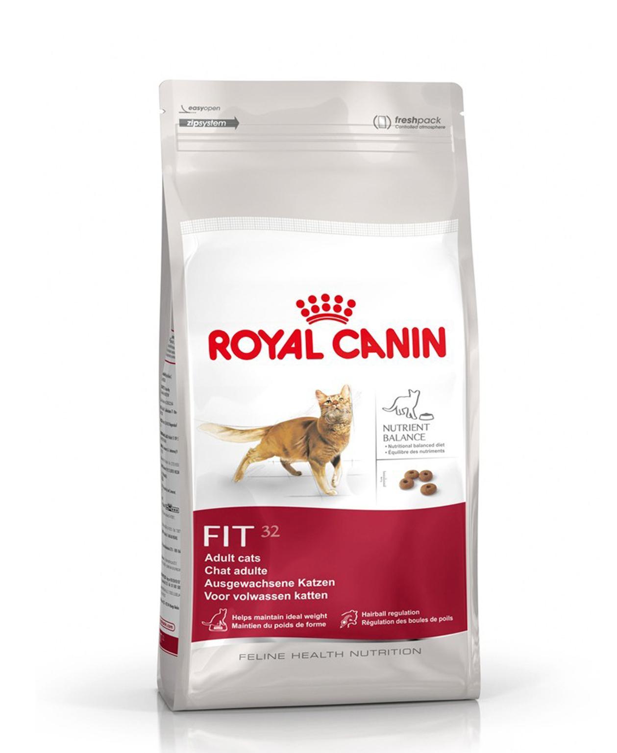 Croquettes Royal Canin Fit 32 - 10kg pour Chat