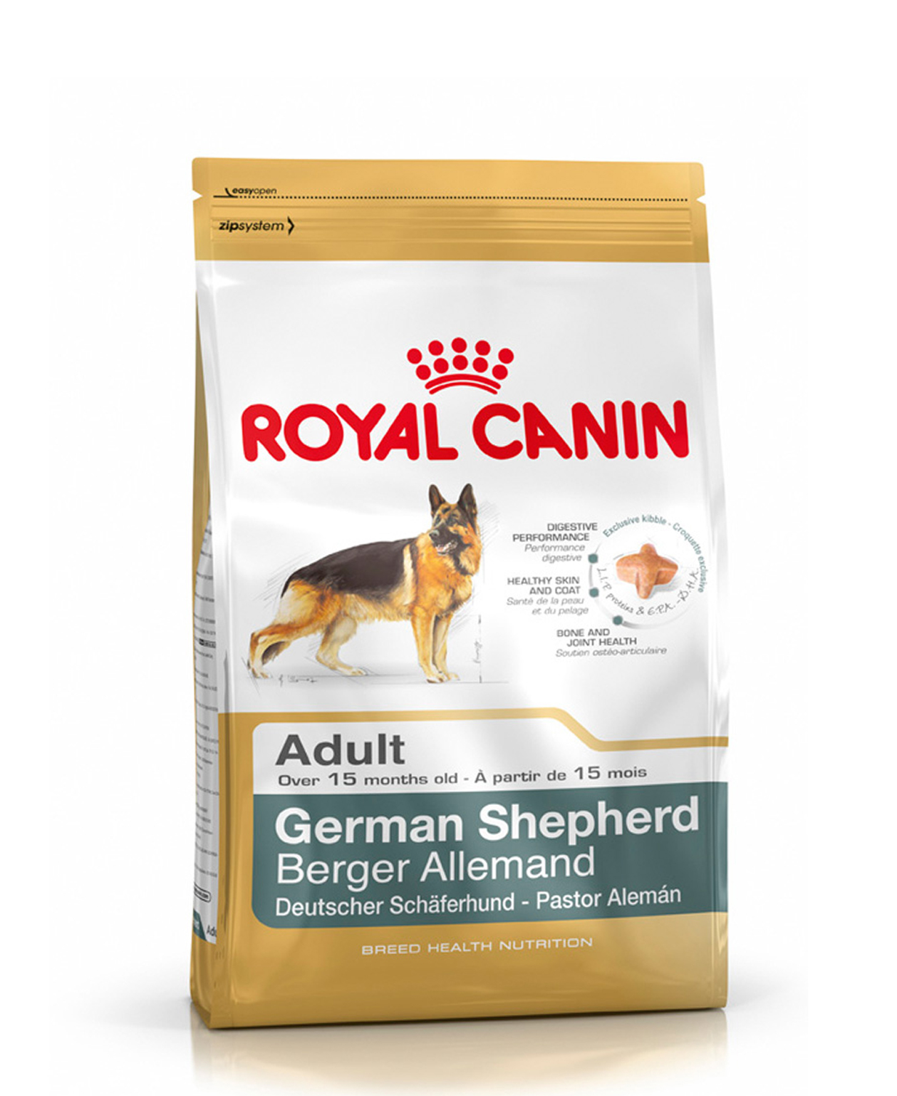 Croquettes Royal Canin Berger Allemand Adulte 12kg