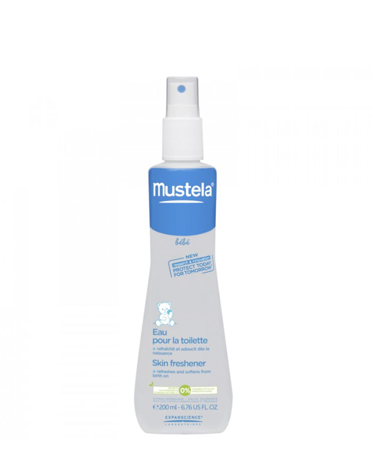 Mustela bébé Eau pour la Toilette 200 ml