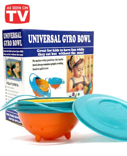 Gyro Bowl - Le Bol Qui Ne Se Renverse Pas - Vu à la Télé