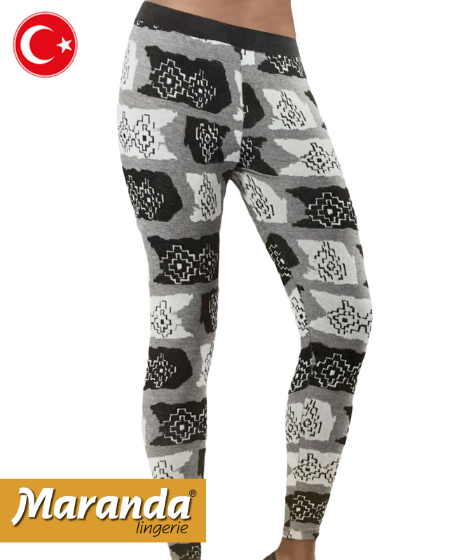 Legging Coton Miranda Lingerie motifs Toile
