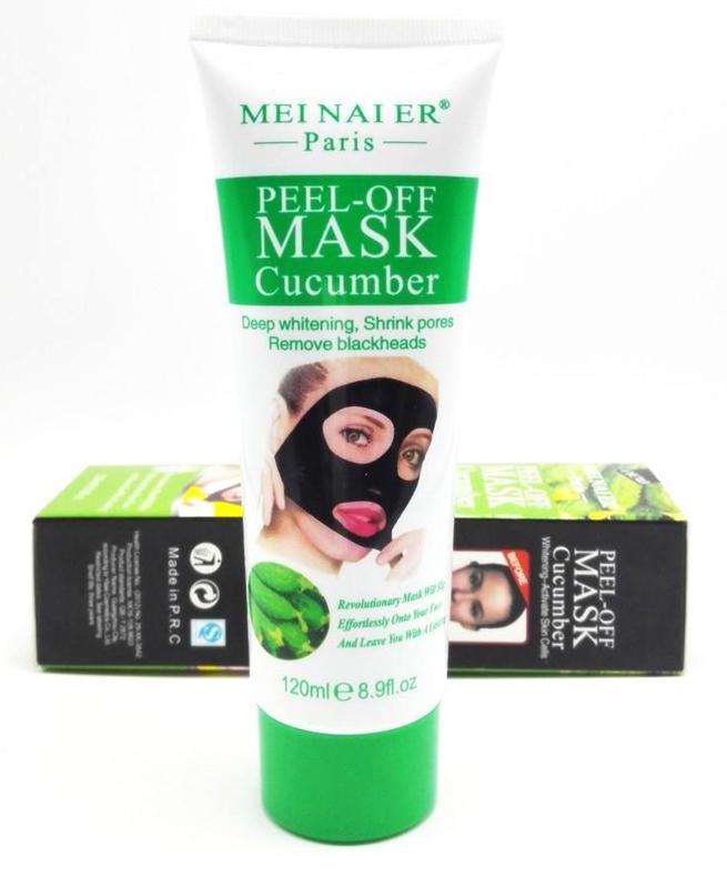 Masque Visage - douceur Concombre 120ml - SPÉCIAL PEAUX SÈCHES