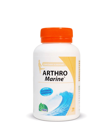 Mgd Nature Arthromarine - 60 gélules