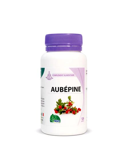 Mgd nature Aubépine - 120 gélules