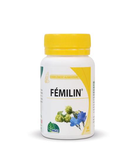 Mgd nature Fémilin - 60 gélules