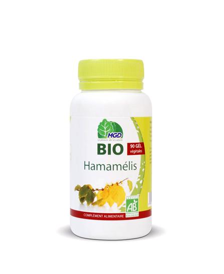 Mgd Nature Hamamélis Bio - 90 gélules