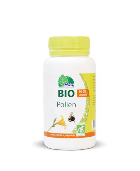 Mgd nature Pollen Bio - 90 gélules