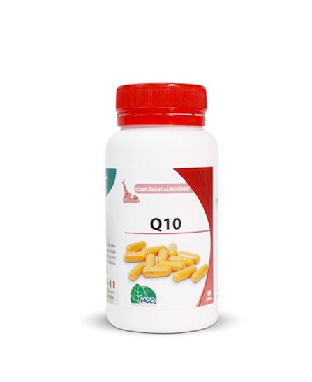 Mgd nature Q10 coeur battant - 60 gélules