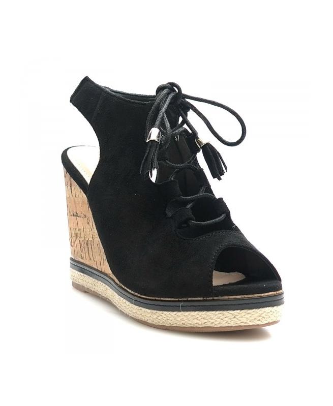 Sandales compensées - Kayla