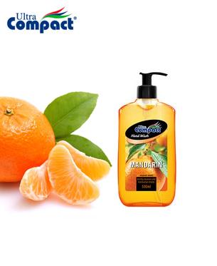 Savon liquide pour les mains Ultra Compact parfum de Mandarine - 500 ml