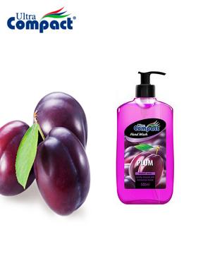 Savon liquide pour les mains Ultra Compact parfum de Prune - 500 ml