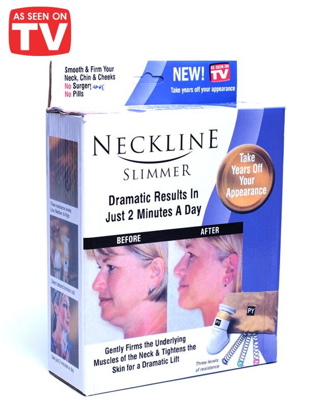 Tonificateur - Appareil pour tonifier les muscles du cou et du visage