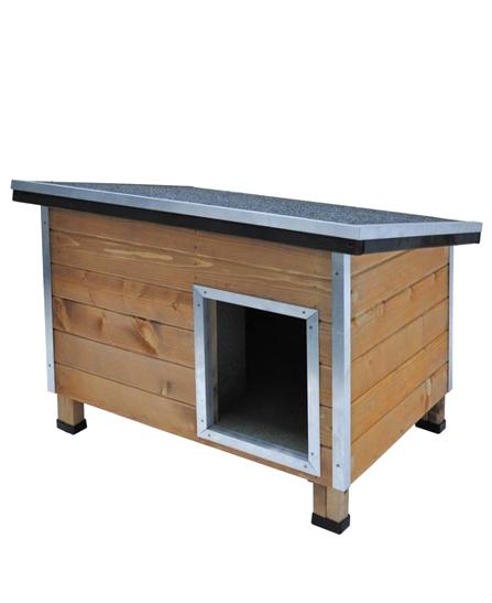 Niche Indiana 2 Savanne pour chien de VADIGRAN - 110X78X78